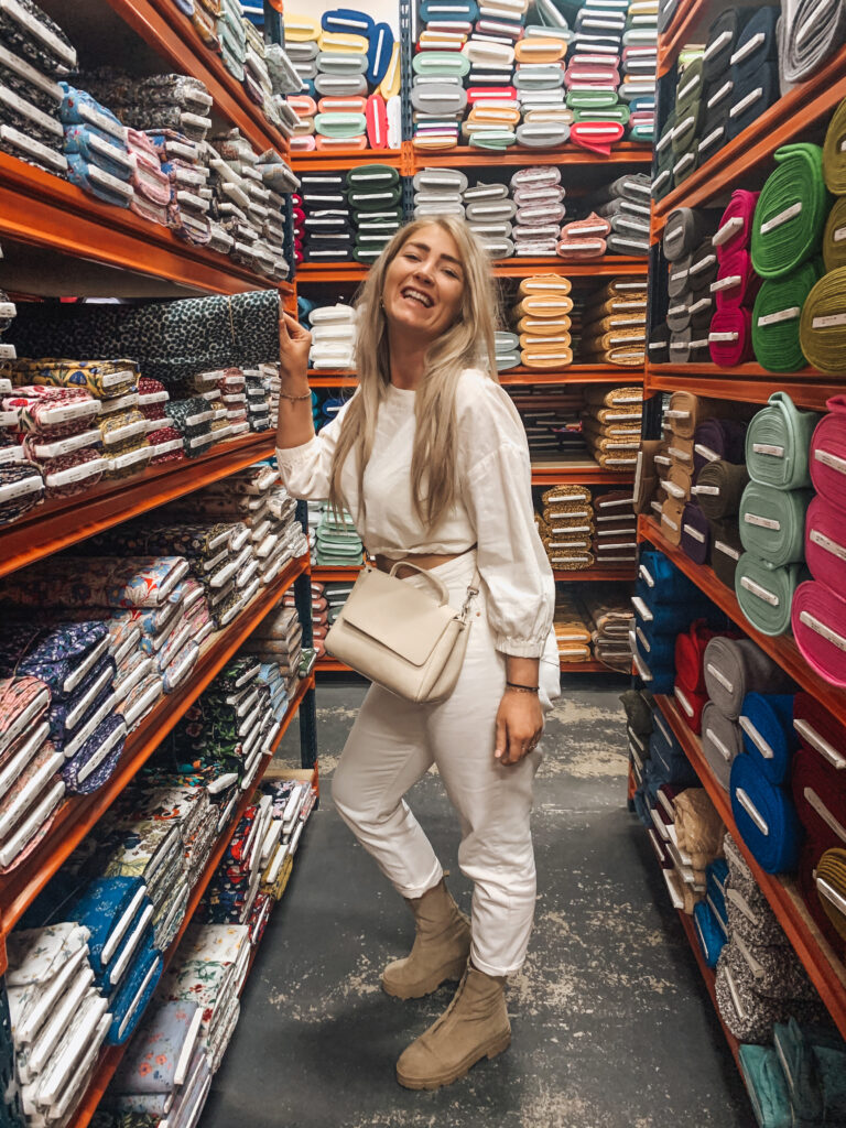 Stoffen groothandel | Sarina Verkaik